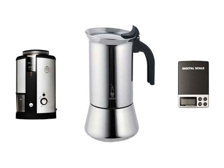 Miten parhaiten keittää kahvi mokkapannulla?
