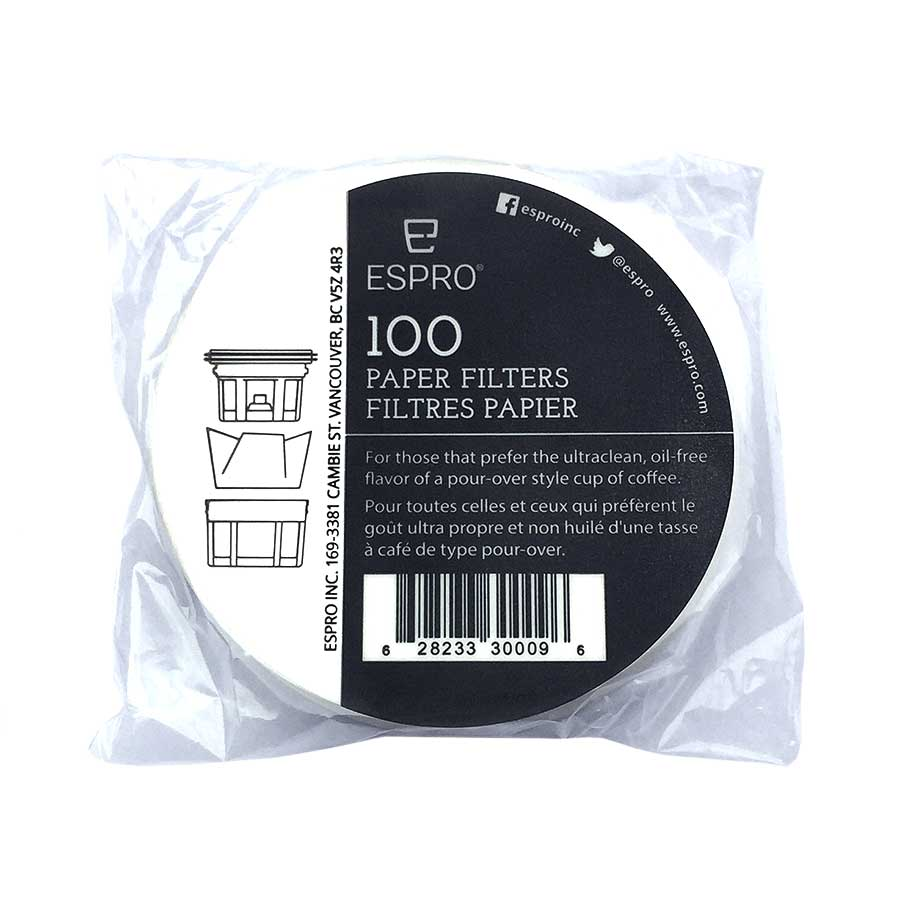 Espro 100 Paper Filters