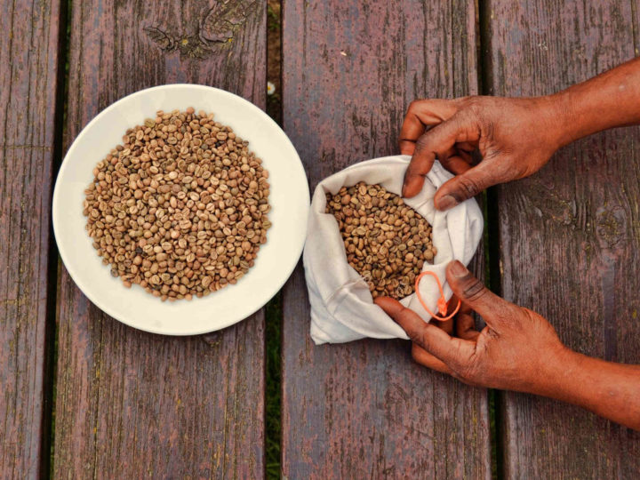 Luomukahvi ja Reilun kaupan kahvi