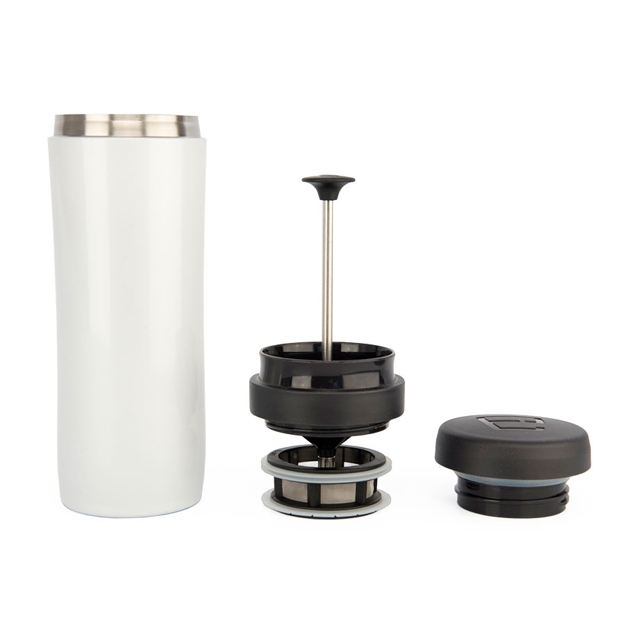 Espro Travel Press Tea (white)