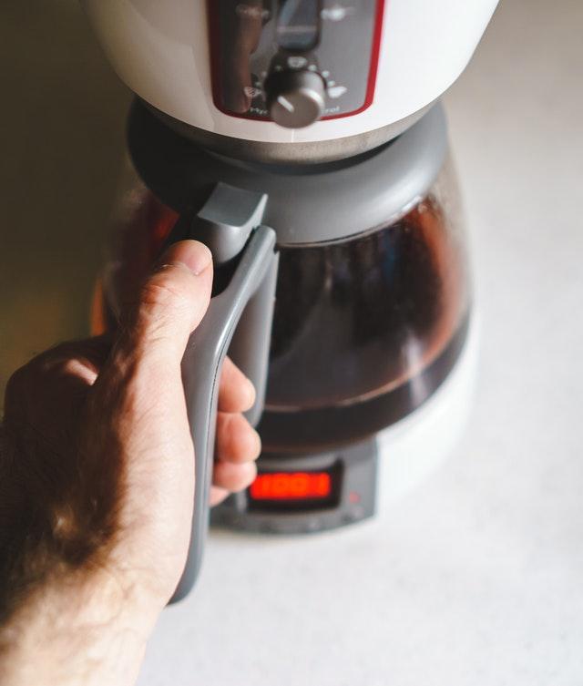 Kahvin keittäminen