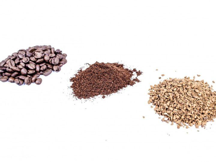 Kahvin jauhaminen