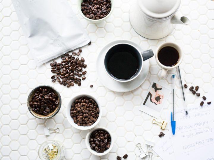 What makes coffee taste like coffee?