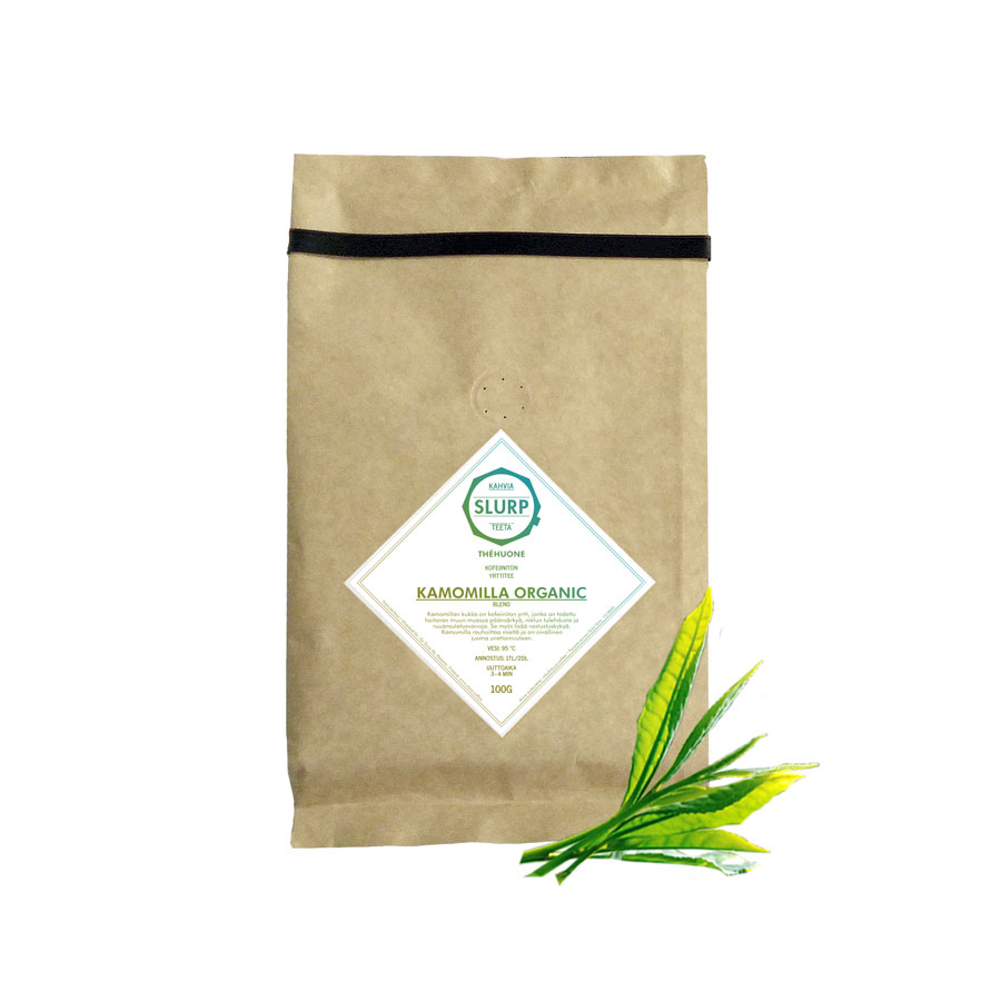 HERBAL-Kamomilla-Organic
