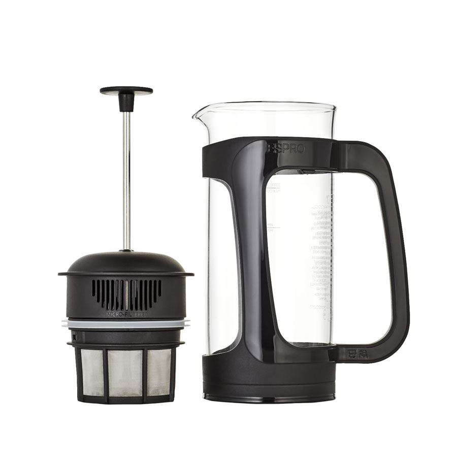 Espro-P3-Coffee-French-Press-disassembled