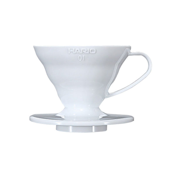 Hario V60 Porcelain Dripper White 01