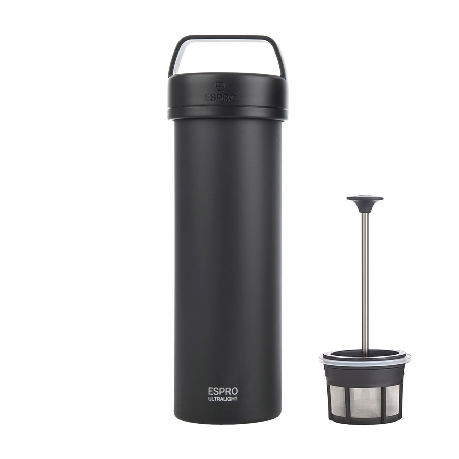 Espro-Press-Ultralight-Matte-Black-with-filter