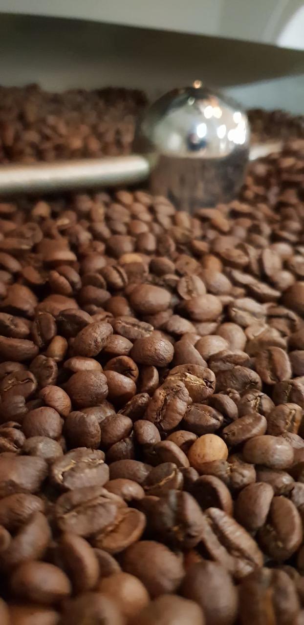 Roger's Coffee Giesen W1