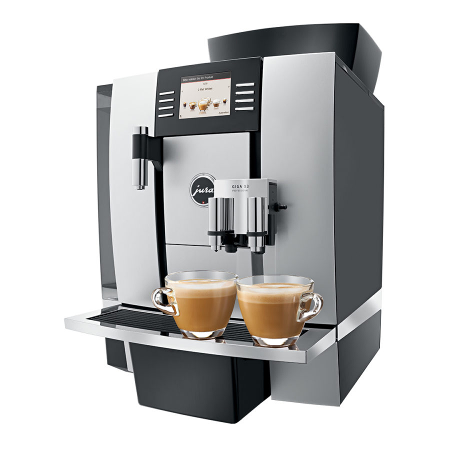Jura GIGA X3 Professional coffee machine 1