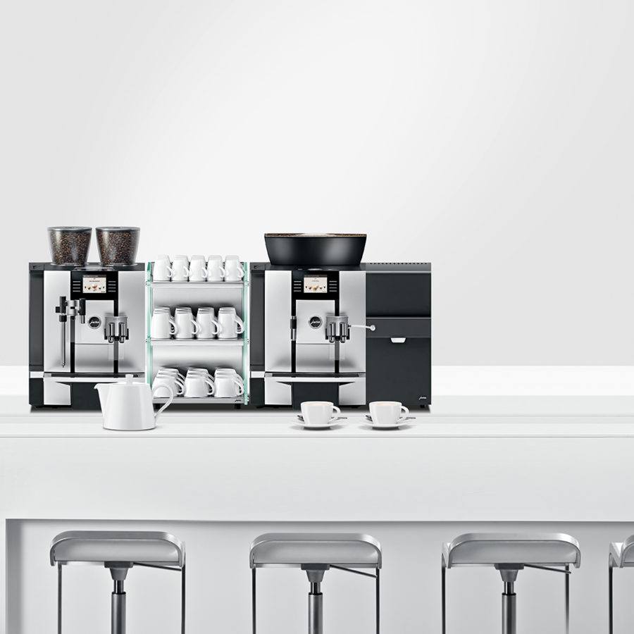 Jura GIGA X3 Professional coffee machine 9