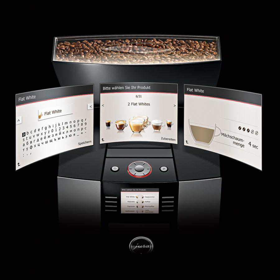 Jura GIGA X3c Professional coffee machine 3