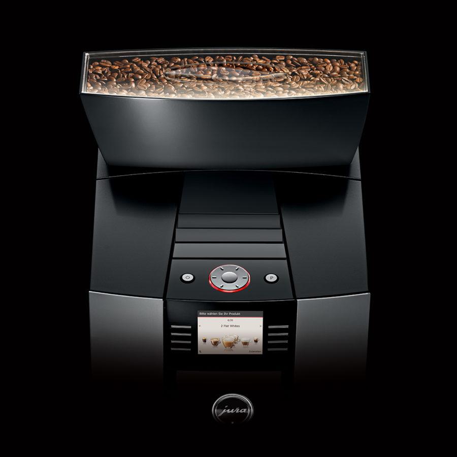 Jura GIGA X3c Professional coffee machine 4