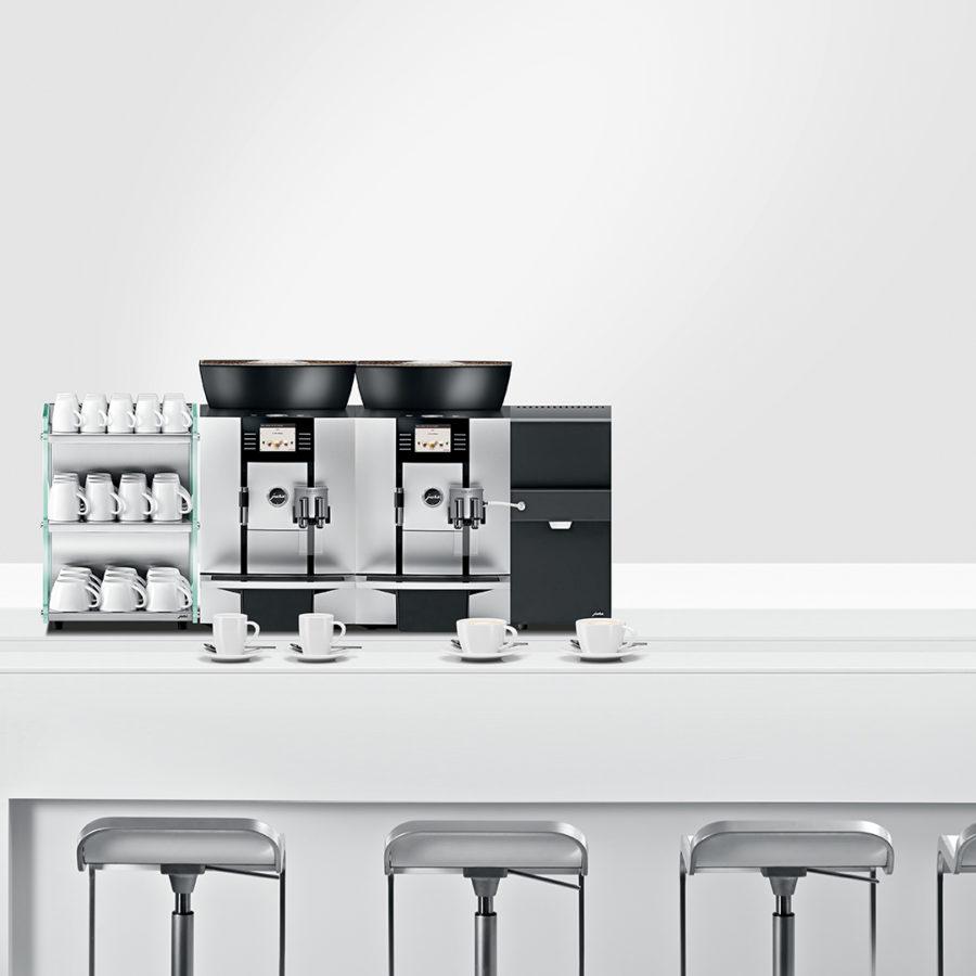 Jura GIGA X3c Professional coffee machine 6
