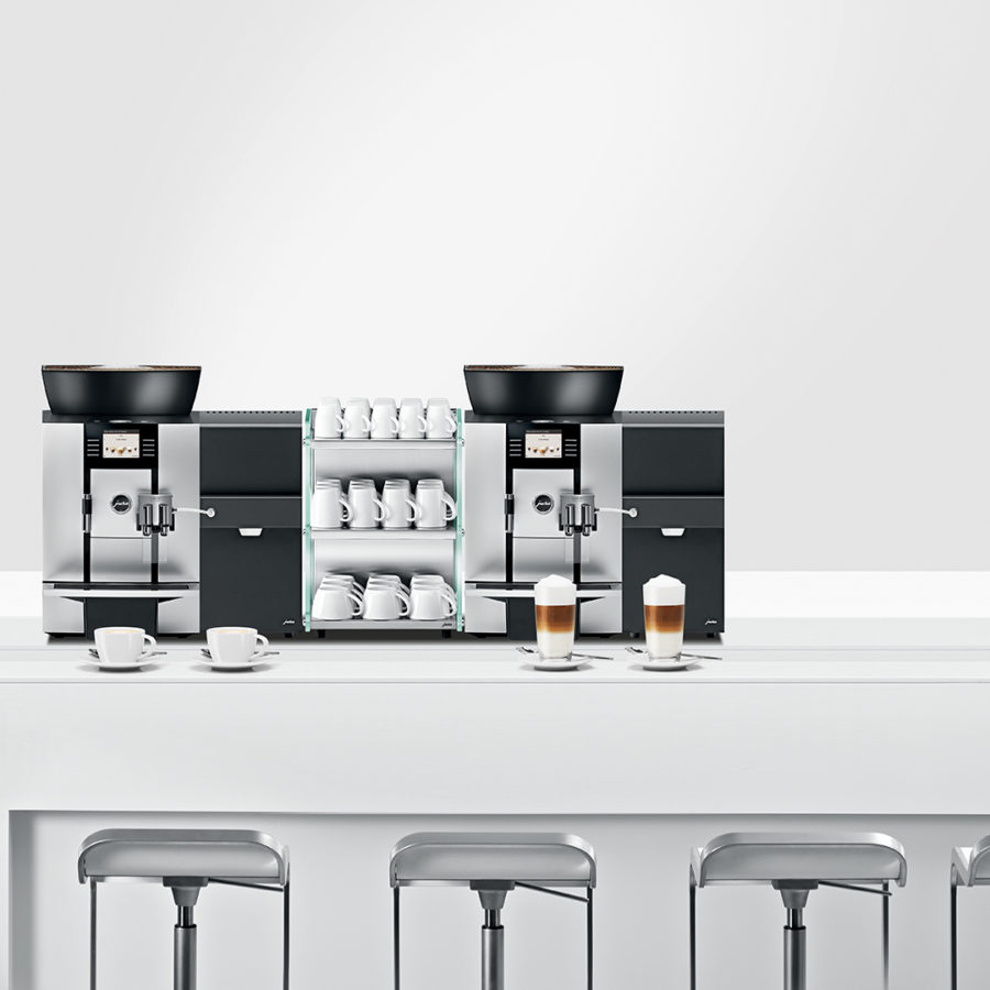 Jura GIGA X3c Professional coffee machine 7