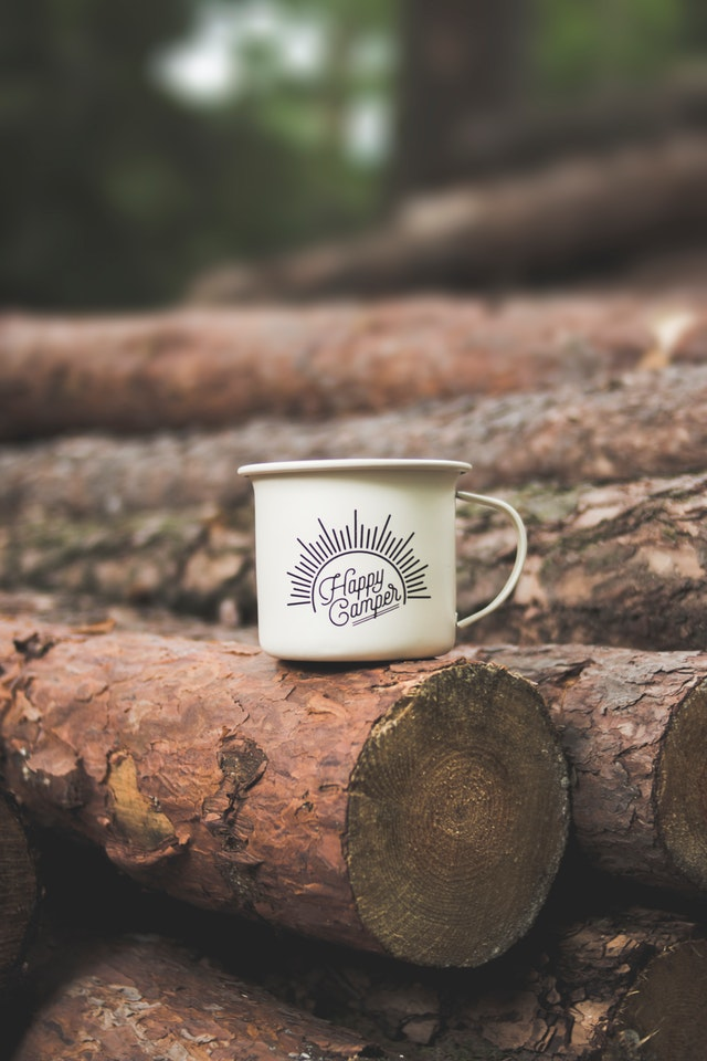 campfire coffee in a cup