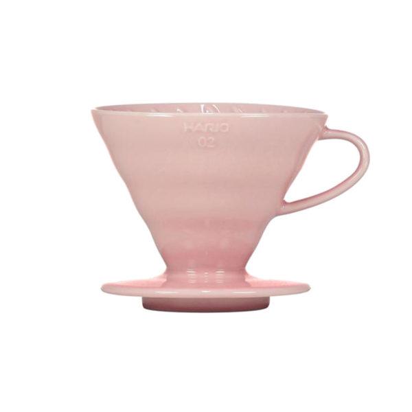 Hario-V60-Porcelain-Dripper-Pink-02-900px