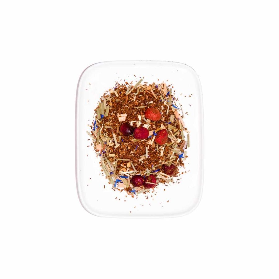 Cranberries-Maustettu-rooibos