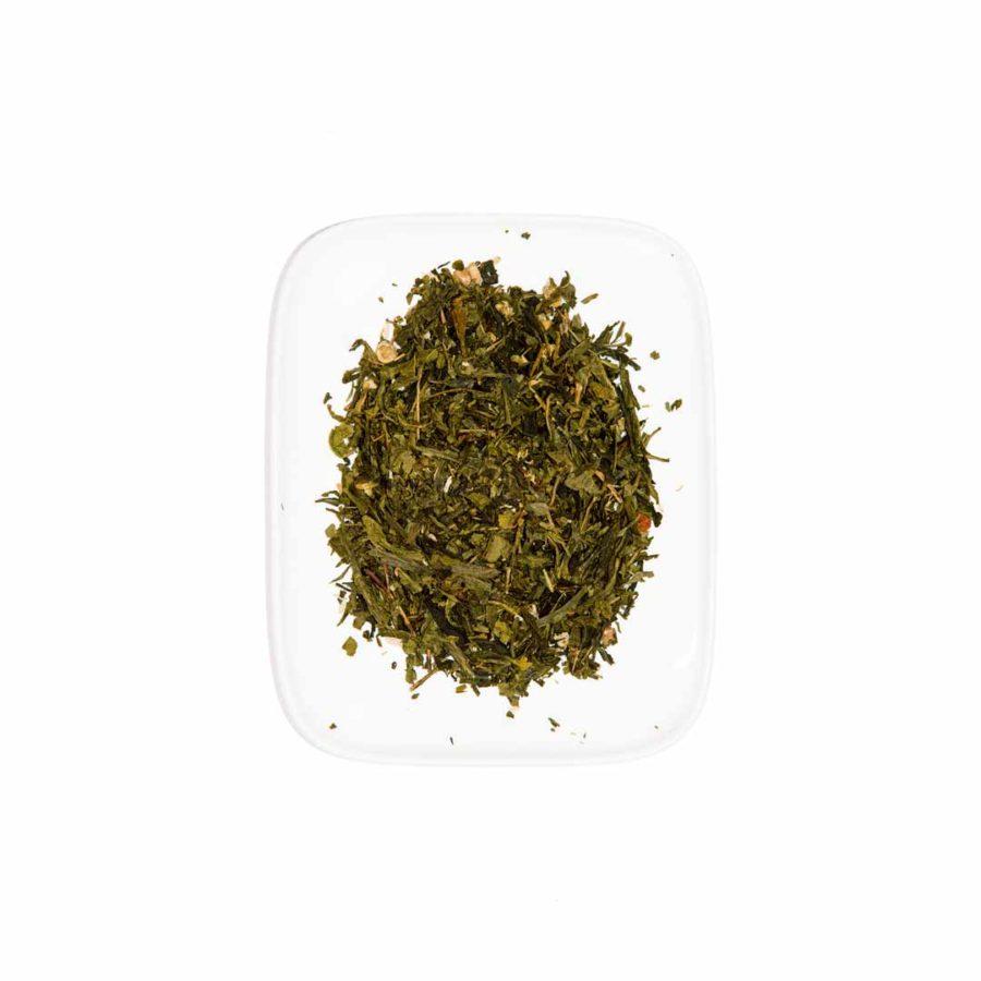 Mansikka-ja-champanjaa-Maustettu-vihreä-tee
