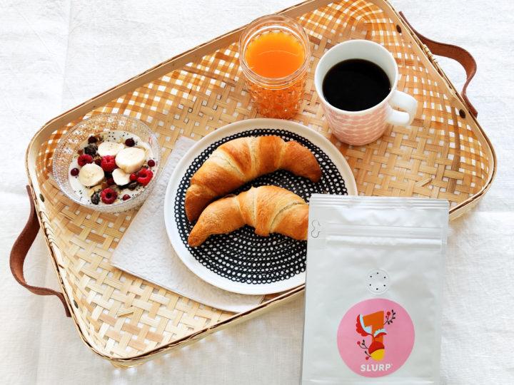 Slurp Christmas calendar #1<br />Kahiwa Coffee Roasters: Nicaragua La Sorpresa