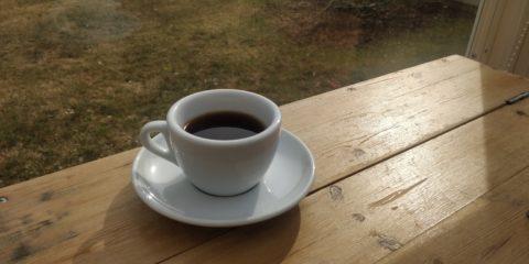 Kahvin säilytys