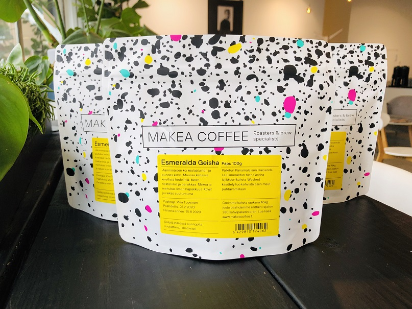 Makea Coffee bag
