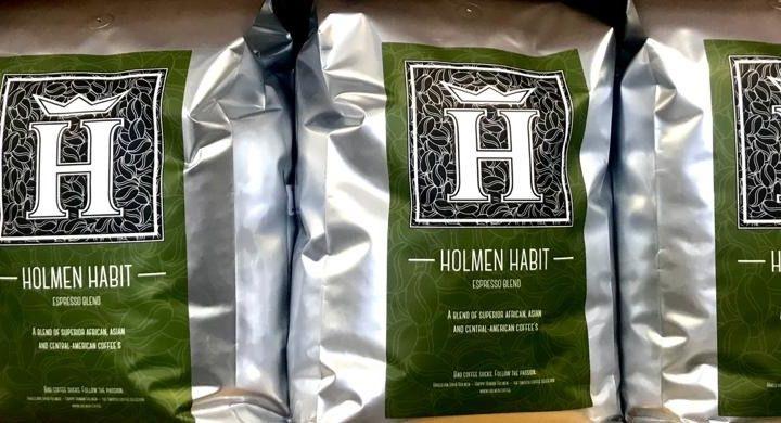 #140 Holmen Coffee: Holmen Habit
