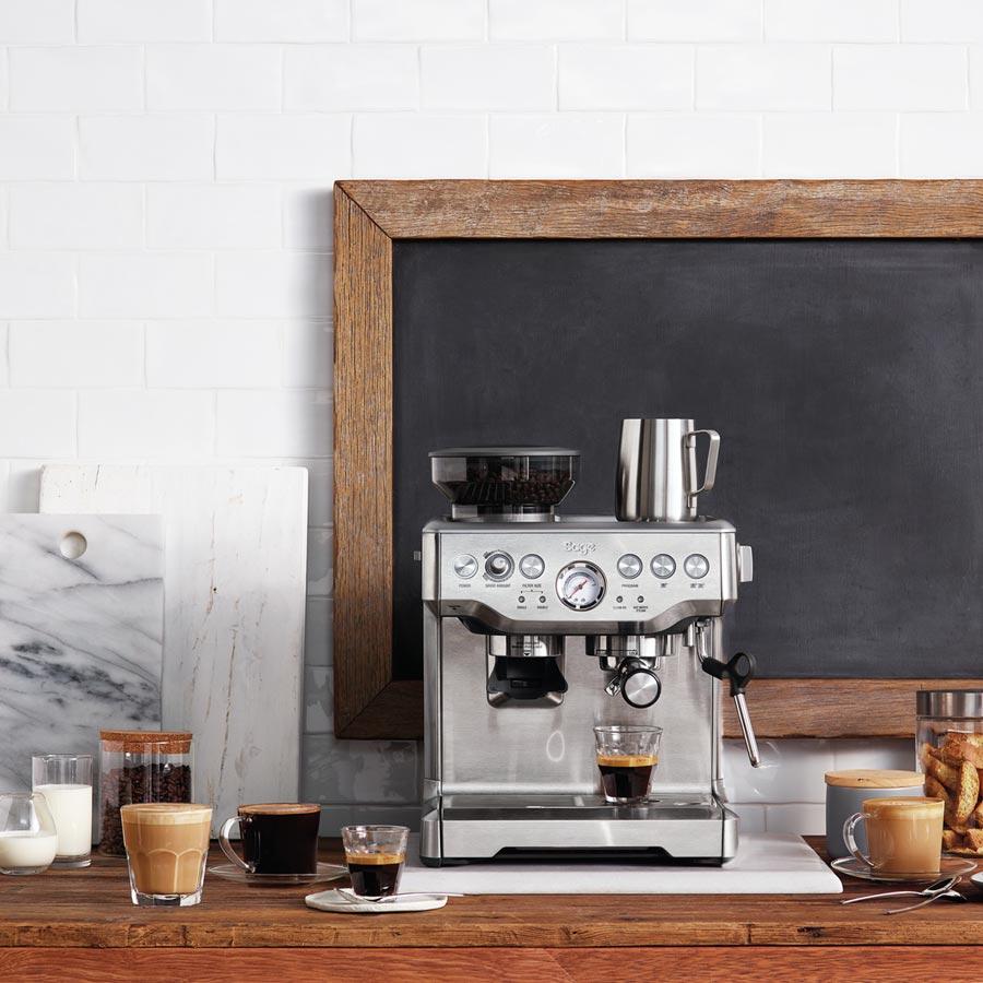 SLURP-Sage-the-Barista-Express-Espresso-Coffee-Maker-Silver-Lifestyle
