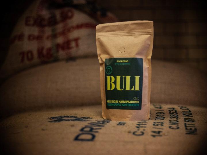 #143 Helsingin Kahvipaahtimo: Buli