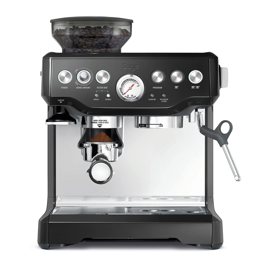 SLURP-Sage-the-Barista-Express-Espresso-Coffee-Maker-Black-Truffle