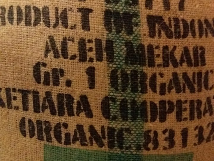 #174 Roger's Coffee: Slurp Brasil Decaf
