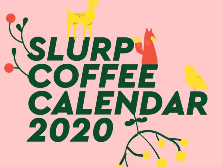 Kahvikalenterin tietojen julkaisu — Coffee Calendar info Publication