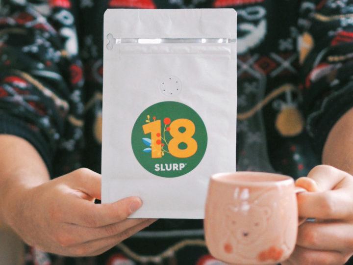 Joulukalenterikahvi #18 – Christmas calendar coffee #18