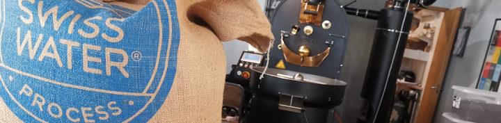 #164 Roger's Coffee: Slurp Brasil Decaf
