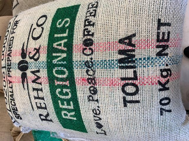 #162 Paahtimo Papu: Colombia – Organic Manizales, Tolima