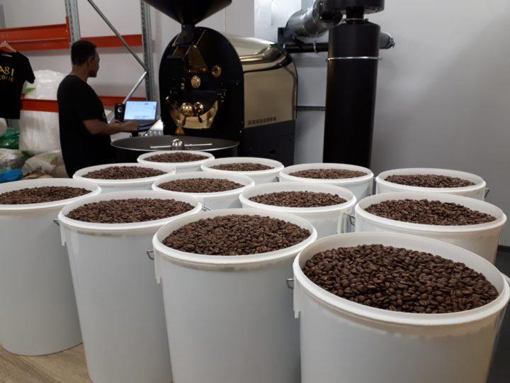 #176 Abi Coffee: Etiopia Guji