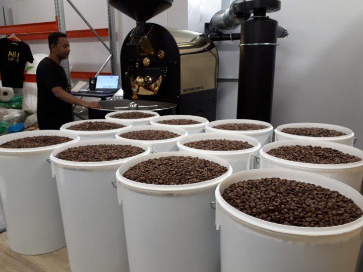 #169 Abi Coffee: Etiopia Yirgacheffe