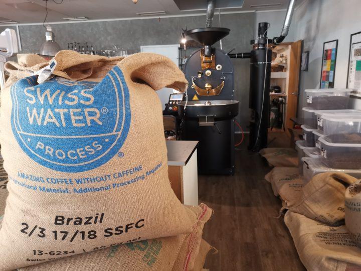 #167 Roger's Coffee: Slurp Brasil Decaf