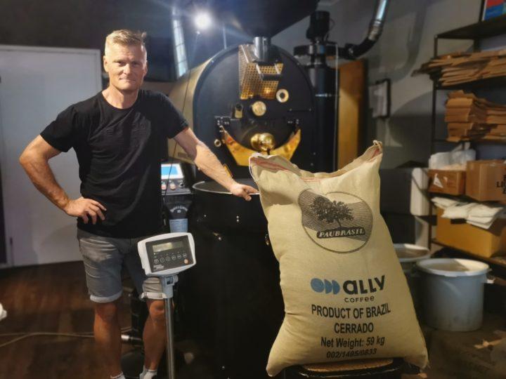 #173 Rogers Coffee: Slurp Brasil Medium